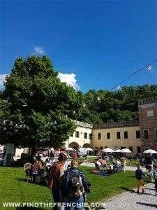 Chic Nic al Castello di Lispida, Monselice