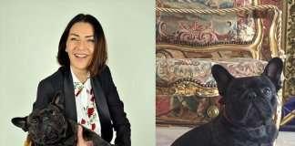 Cioccolato e Emanuela gestiscono l'agenzia Pet Luxury Travel