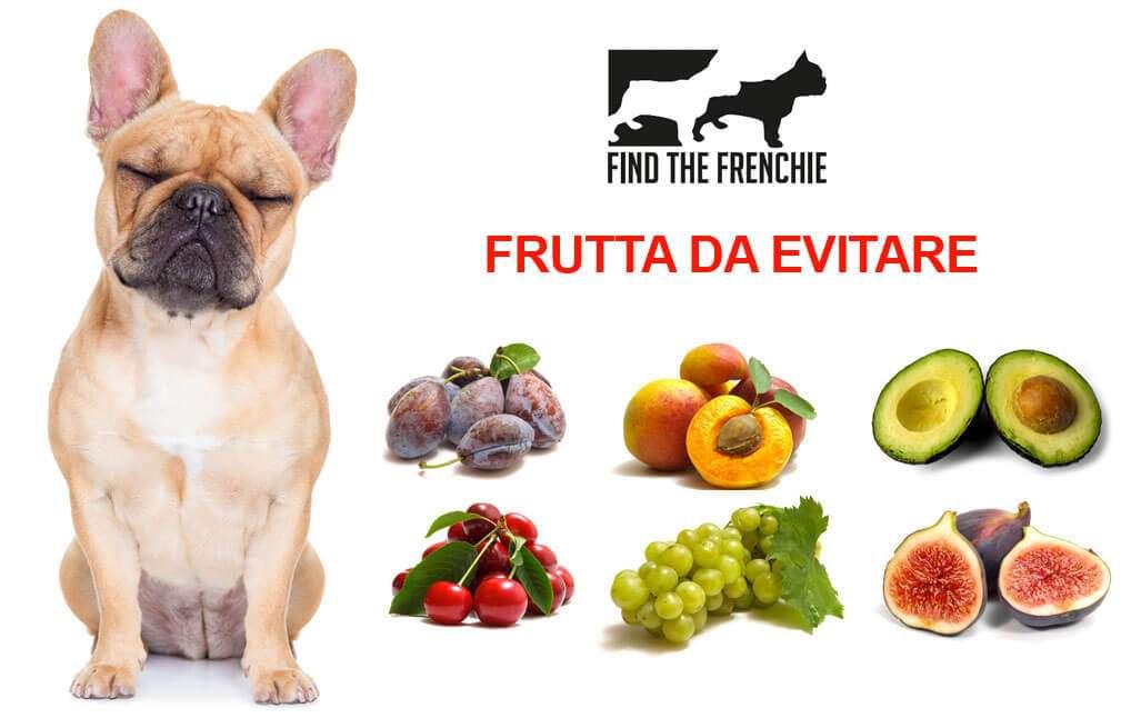 Frutta da evitare bouledogue francese