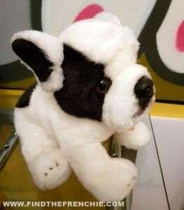 Peluche bulldog francese