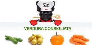 Verdura per cani. Ecco cosa puoi dare da mangiare al tuo bouledogue francese