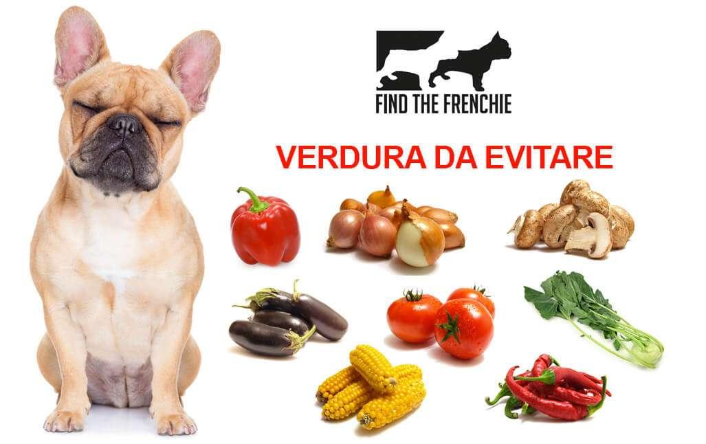 Verdure per cani - Ecco cosa è meglio evitare per il tuo bouledogue francese
