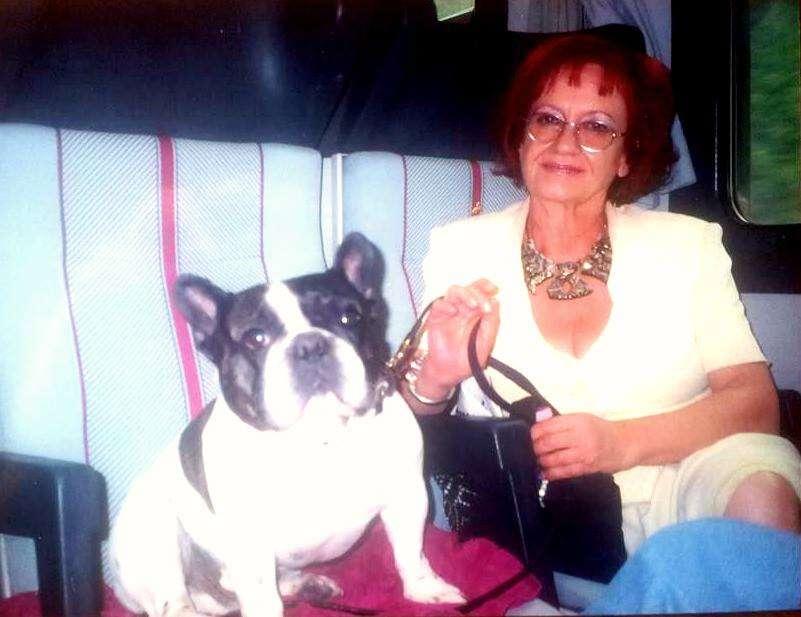 Renata Carrozzo dell'allevamento La Maison Folle