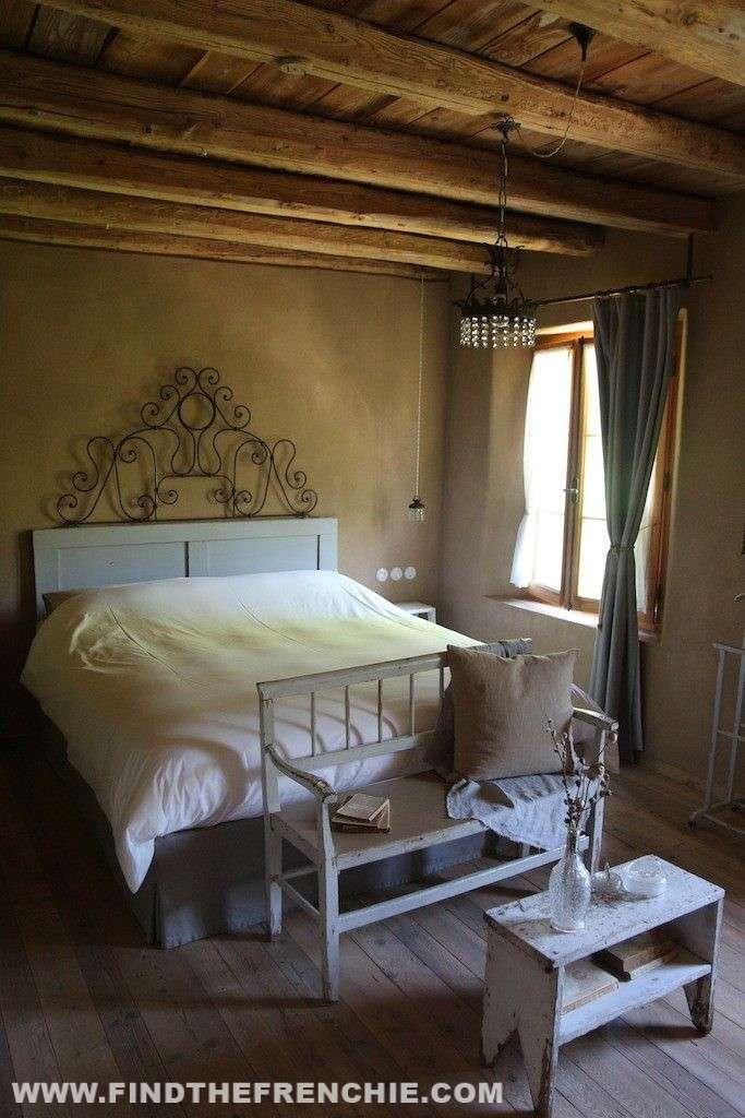 B&B Villa 61 - Dettaglio Stanza Lumiere dal sapore provenzale